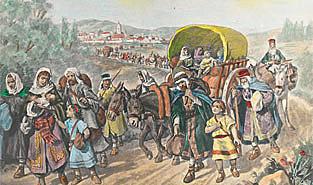 The Catholic Kings expulsed the Jewish