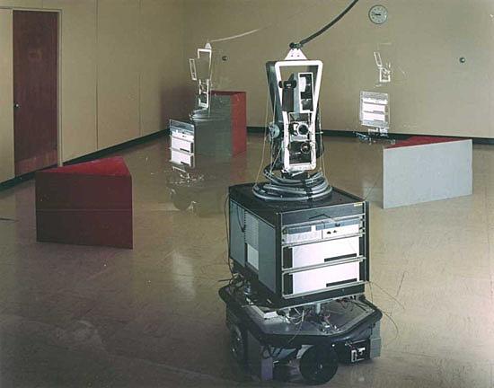 primer robot mobil
