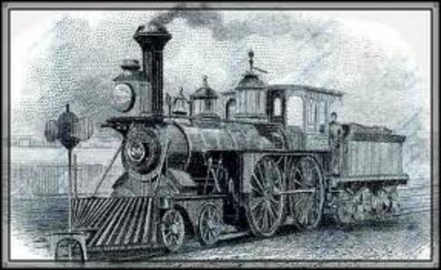 Invention of the railroad