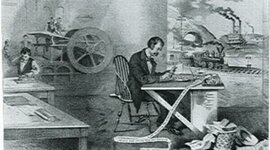 Industrial Revolution Timeline 14673