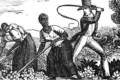 Historia del modo de producción esclavista