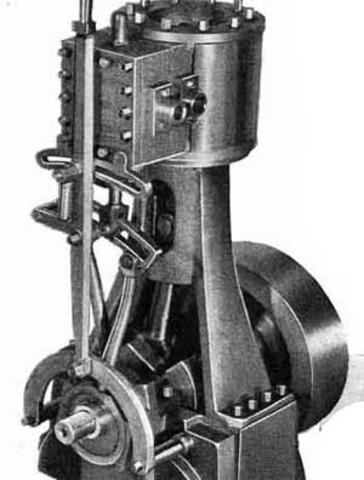 First Reliable Steam Engine--James Watt