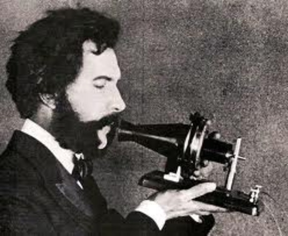 Graham Bell patented the Telephone