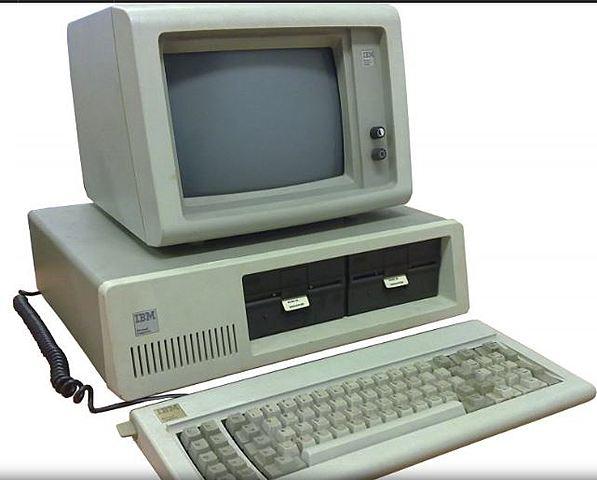 El primer ordenador personal de IBM