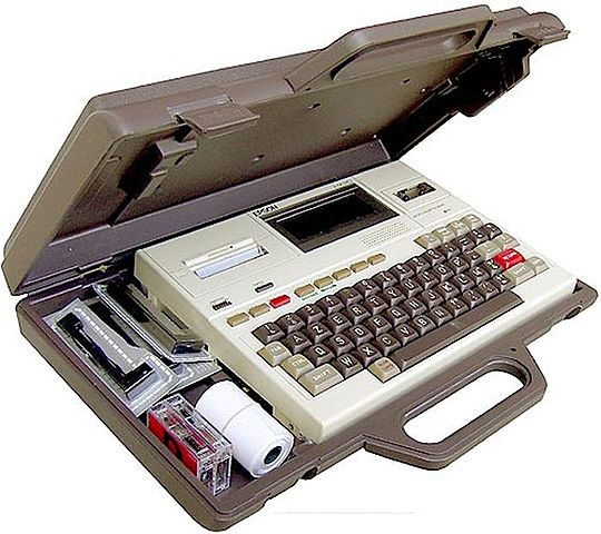 1ra Computadora portátil