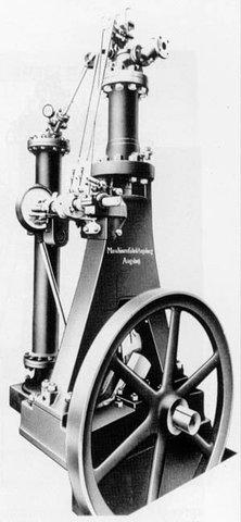 Rudolf Diesel--Diesel Engine