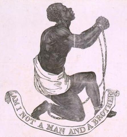 Slavery Abolished in England