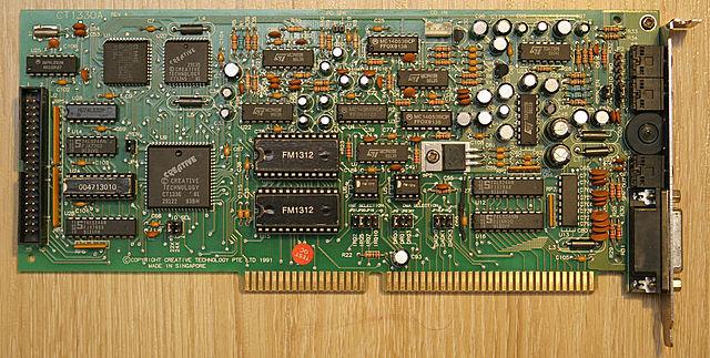 Sound Blaster Pro