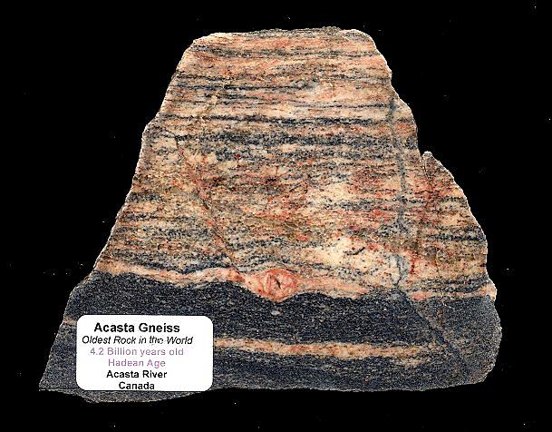 Hadean ( 4600 millions years ago)