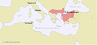 Ανακατάληψη της Κωνσταντινούπολης από τον βυζαντινό αυτοκράτορα Μιχαήλ Παλαιολόγο, του ιδρυτή της δυναστείας των Παλαιολόγων.