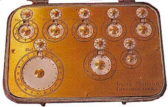 Первая недесятичная вычислительная машина