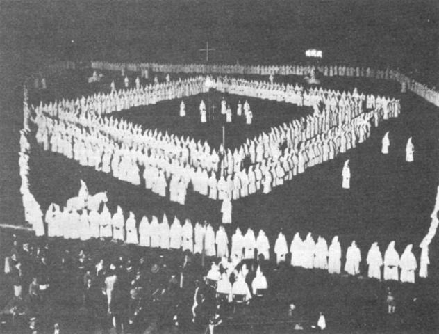 KKK Membership Increases