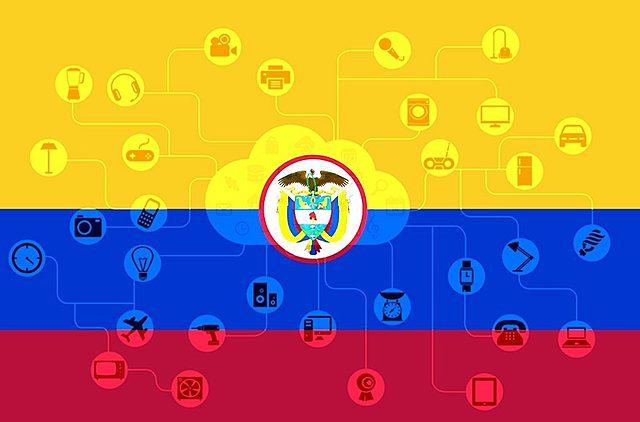 Llegada de la Internet a Colombia