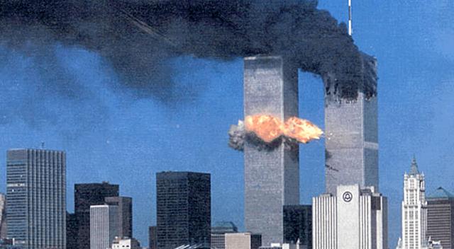Caída de las Torres Gemelas de Nueva York
