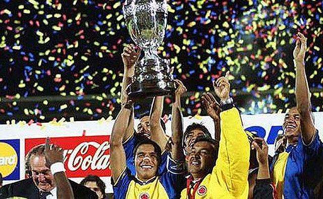 Colombia queda campeona de la Copa América