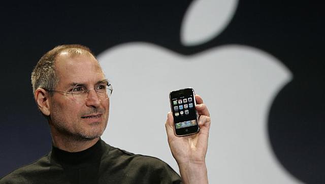 Lanzamiento del 1° Iphone