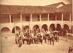 Fundación del Colegio Mayor de Nuestra Señora del Rosario