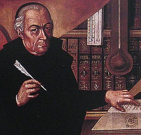 Nace José Celestino Mutis