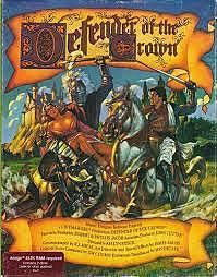 Az egyik legsikeresebb kalandjáték - Defender of the crown