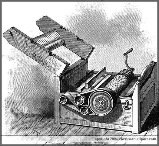 Eli Whitney: The Cotton Gin