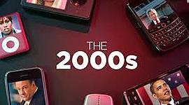 2000s Major Events timeline