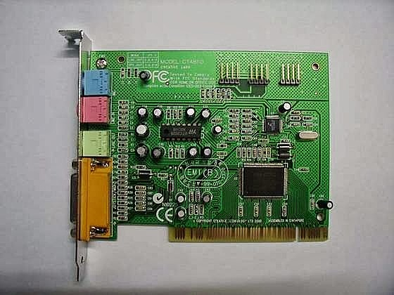 Memoria PCI128
