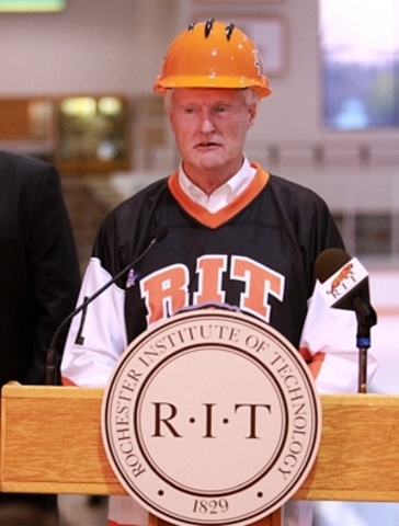 RIT Annouces Plan to Build New Arena