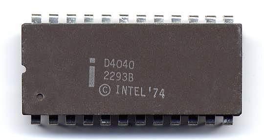 Intel 4040