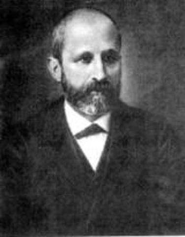 Johann Friedrich Miescher's DNA Isolation