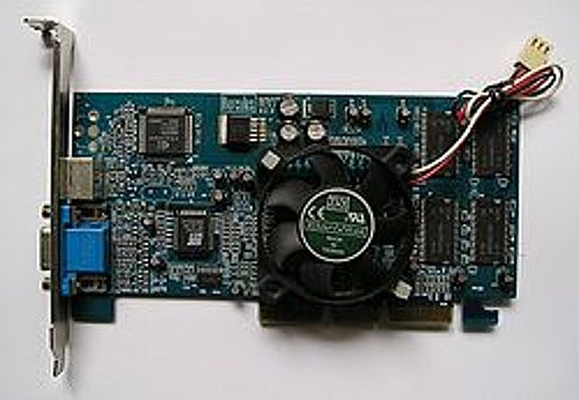 Tarjetas GeForce2 MX