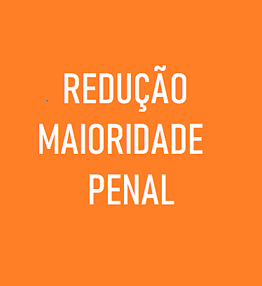 CMDCA - REDUÇÃO MAIORIDADE PENAL
