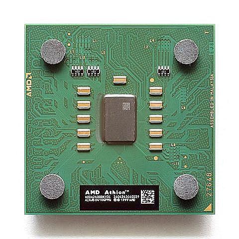 El AMD Athlon XP
