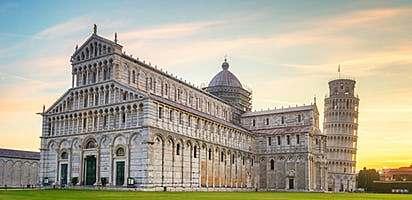 Galileo enters the University of Pisa