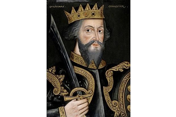 The Norman conquest under William the Conqueror