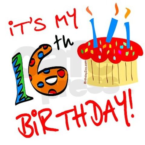 I turned 16!