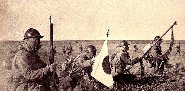 Japan invaded Manchuria