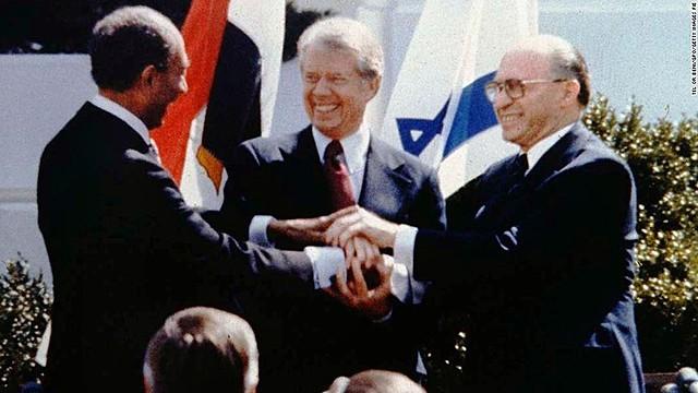 Camp David Accords[OS]