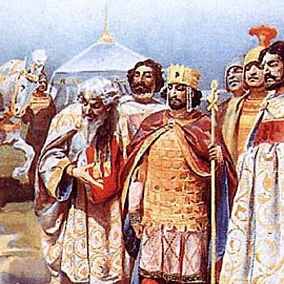 Byzantine Emperors timeline