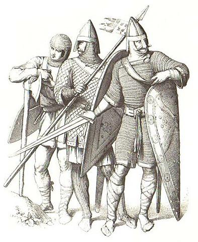 Norman French origin