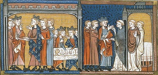 King Henry III is forced to accept the Provisions of Oxford