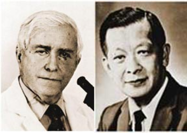 Johan Albert Levan & Joe Hin Tjio's Diploid Number Discovery