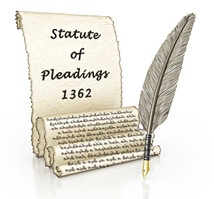 The Statute of Pleading
