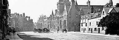Oxford University establishment