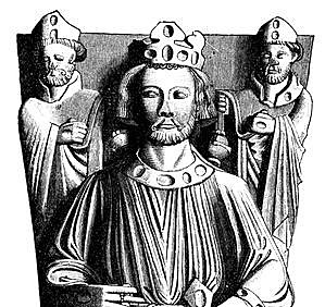 King John loses the province of Normandy to France