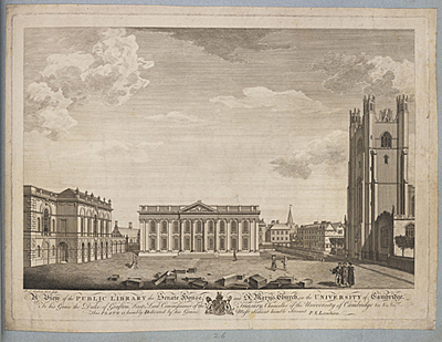 Cambridge University establishment
