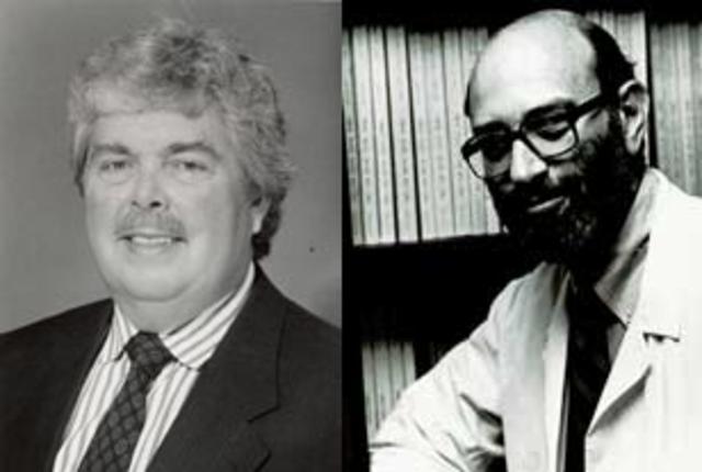 Herbert Boyer and Stanley Norman Cohen Develop Recombinant DNA Technology