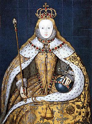 Elizabeth I begins her 45-year reign as queen of England.
