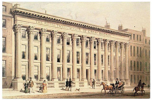 The Royal Society of London