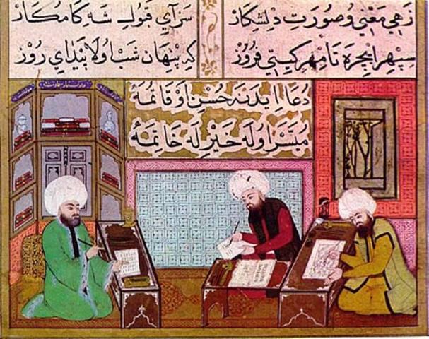 Rise of Islam (622~1587)