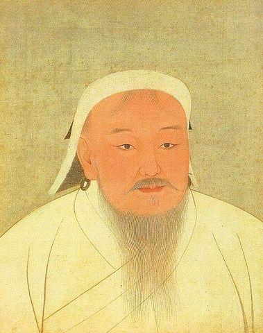 Genghis Khan (1116~1227)